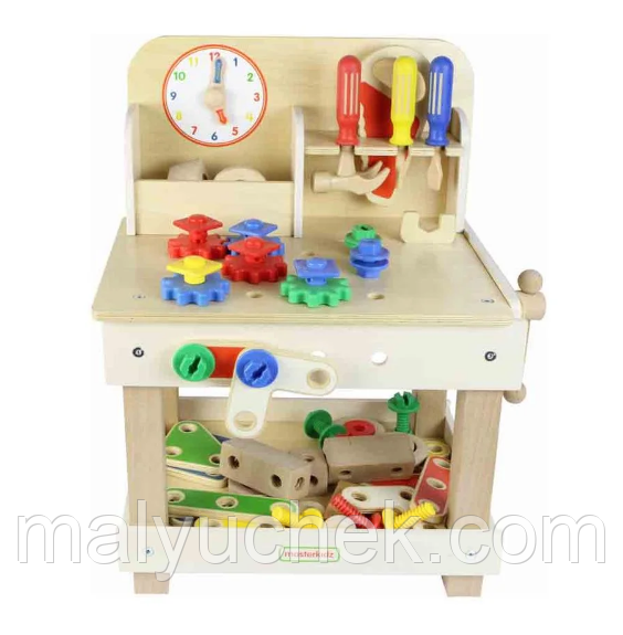 Деревянная столярная мастерская для детей Masterkidz MK05694