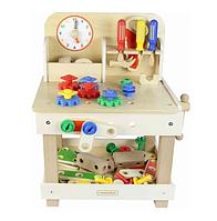 Деревянная столярная мастерская для детей Masterkidz MK05694, фото 1