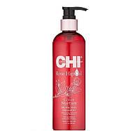 Шампунь восстанавливающий с маслом шиповника CHI Rose Hip Oil Shampoo 739 мл