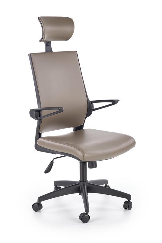 Кресло компьютерное DUCAT серый (Halmar)