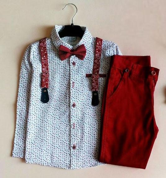Детский костюм Стиляги для мальчика (прокат, Киев) 104-110 см