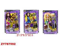 Кукла Ardana FAIRY FAMILY 28см DH2182 с девочкой и аксес.3в.кор.32,5*6,5*21,5 /60/ (DH2182)