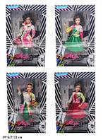 Кукла 32см B2023-A-D с аксес.4в.кор.35*6,5*22 /36/ (B2023-A-D)
