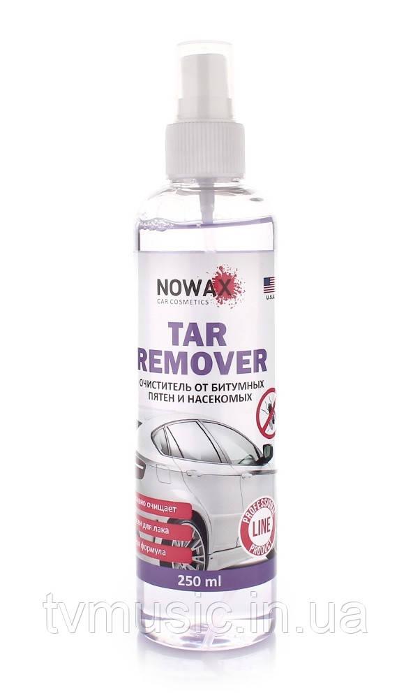 Очиститель битумных пятен и насекомых Nowax Tar Remover 250 мл