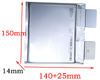 Аккумулятор LiFe А123 20Ah высокотоковый(600А)