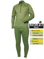 Термобелье мужское NORFIN Hunting Base (73000), комплект термобелья