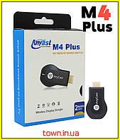 Медиаплеер Miracast AnyCast M4 Plus HDMI с встроенным Wi-Fi модулем, фото 1