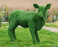 Садовая скульптура Теленок, TeamArt