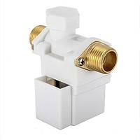 12В Электромагнитный клапан для горячей воды с фильтром