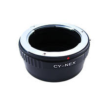 Адаптер переходник Contax/Yashica CY - Sony NEX E Ulata