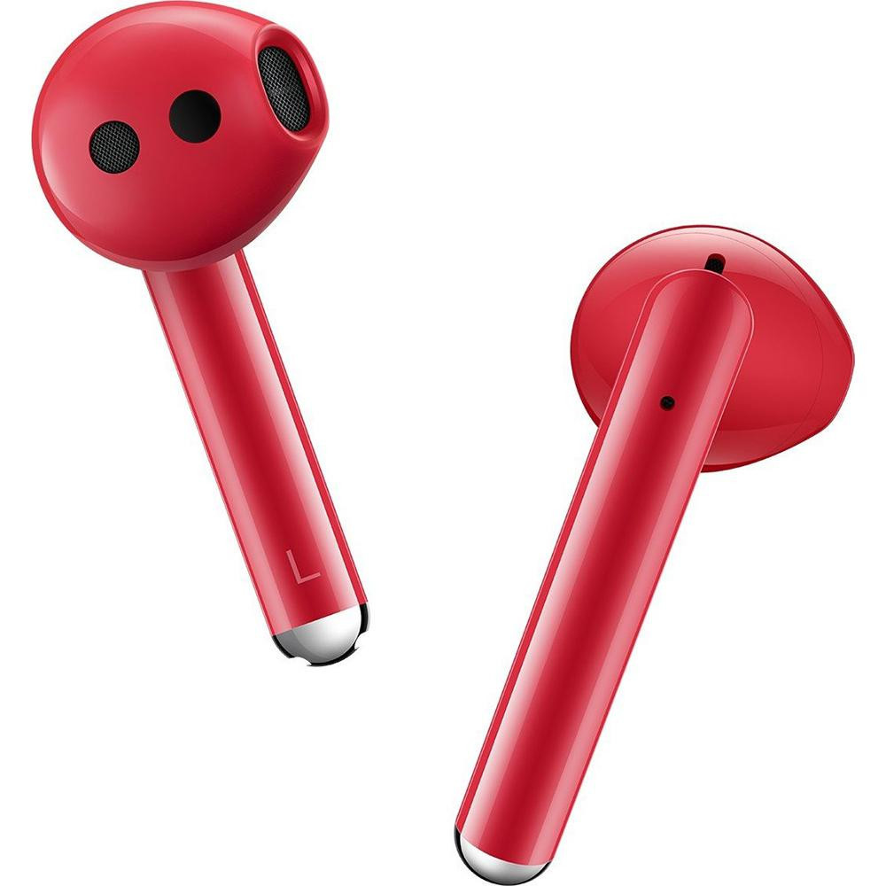 """Наушники TWS (""""полностью беспроводные"""") HUAWEI FreeBuds 3 Red (55032452)"""