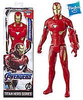 Фигурка Железный человек Мстители Финал 30 см Avengers Marvel Endgame Titan Hero Series Iron Man 12 Оригинал