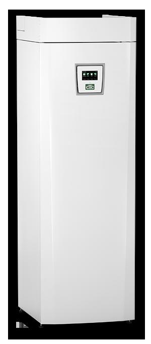Тепловий насос CTC EcoHeat 412 (5,1 кВт) 3x400V