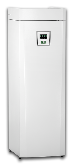Тепловой насос CTC EcoHeat 412 (5,1 кВт) 3x400V