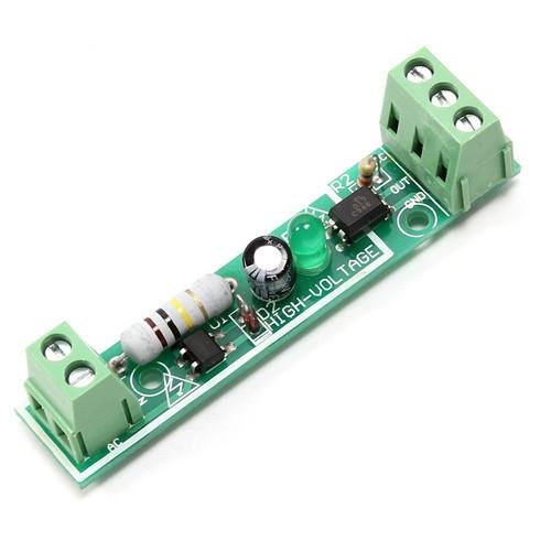 Датчик контроля наличия сетевого напряжения 220В с опторазвязкой