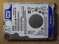 HDD Жесткий диск WD 500GB WD5000LPCX SATA БУ Хорошее состояние., фото 1