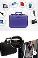 Жесткий портфель Мужская/Женская сумка для ноутбука HP маленькая