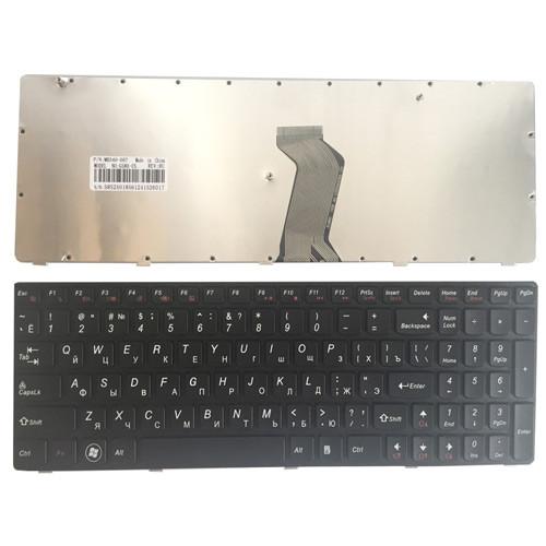 Клавиатура для ноутбука Lenovo G580 G585 G590 Z580 Z580A Z585
