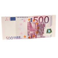 Кошелек, бумажник, портмоне, визитница, 500 евро, фото 1