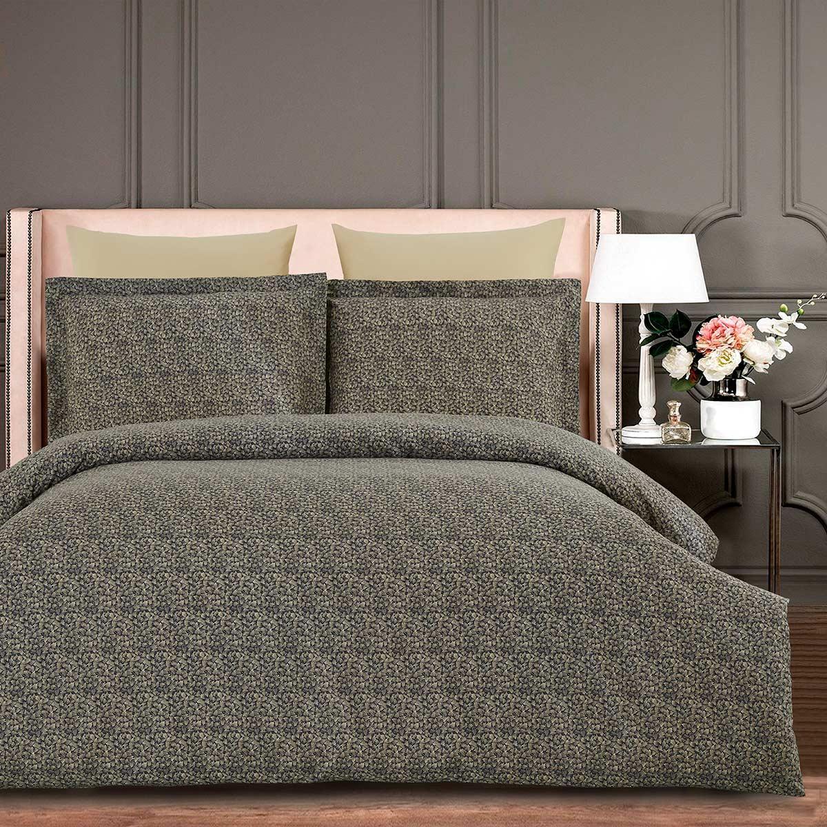Комплект постельного белья 160х220 см Сатин Kilan Alamode Arya AR-TR1005551