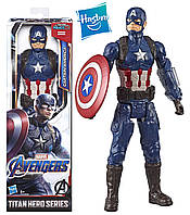 Фигурка Капитан Америка Мстители Финал 30 см Avengers Marvel Captain America Оригинал от Hasbro