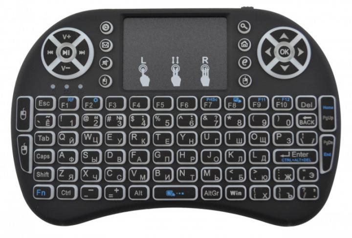Беспроводная клавиатура MWK08/i8 mini keyboard Rii Mini i8