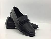 Мягкие кожаные туфли лофер Турция, фото 1