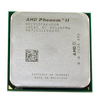Процессор AMD Phenom II X4 955, 4 ядра, 3.2ГГц, AM3