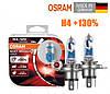 Автомобільні лампи OSRAM H4 12V 60/55W +130% Night Breaker (64193 NBL-НСВ)