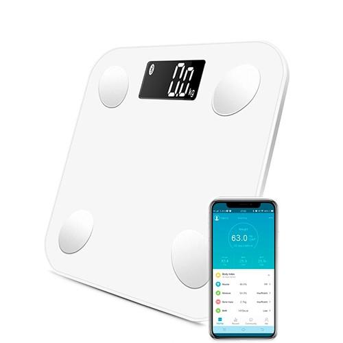 Смарт весы напольные Bluetooth Smart диагностические умные SDARISB