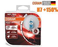 Автолампы Osram Night Breaker Laser Next Generation H7 55W (64210NL-HCB), фото 1