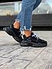 Женские Кроссовки Balenciaga Triple S Black Черные, фото 5