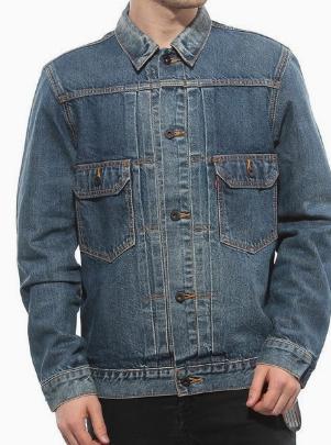 Джинсовая куртка Levi's® Skateboarding Trucker Jacket - Inglewood