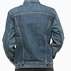 Джинсовая куртка Levi's® Skateboarding Trucker Jacket - Inglewood, фото 2