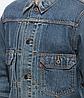Джинсовая куртка Levi's® Skateboarding Trucker Jacket - Inglewood, фото 3
