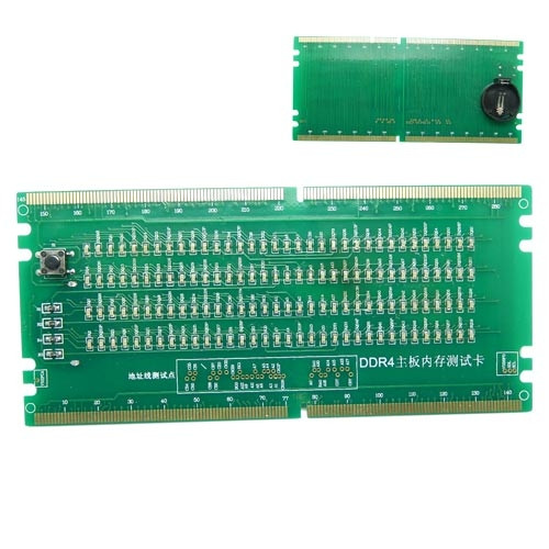 Тестер слота DDR4 материнской платы ПК, анализатор сокета