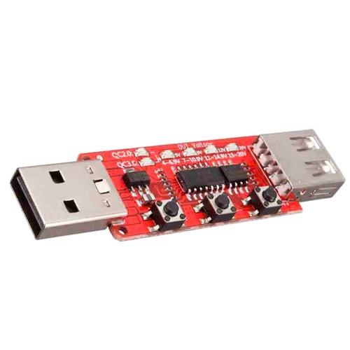 Триггер переключатель QC2.0 QC3.0, 5/9/12/20В для USB-тестера проверки з/у