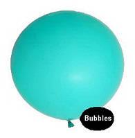 """Шары """"Bubbles"""".Цвет: Тиффани. Размер:18"""" (45см). Пр-во:Китай"""