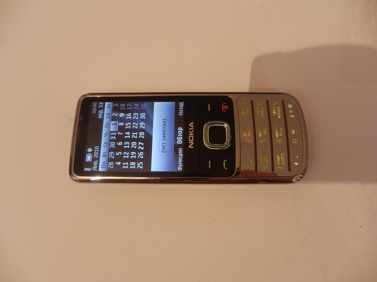 Мобильный телефон Nokia 6700 №7321