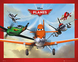 Самолёты, Летачки (Disney Planes)