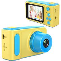 Детский цифровой мини фотоаппарат Photo Smart Kids Camera V7
