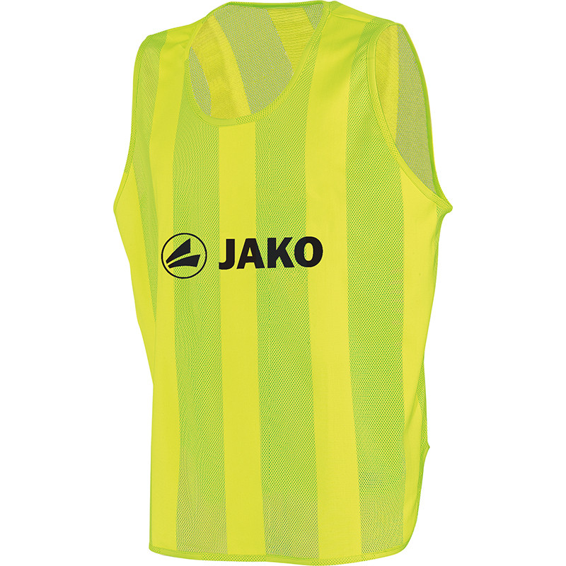 Манишка Jako Classic 2612-03 цвет: желтый
