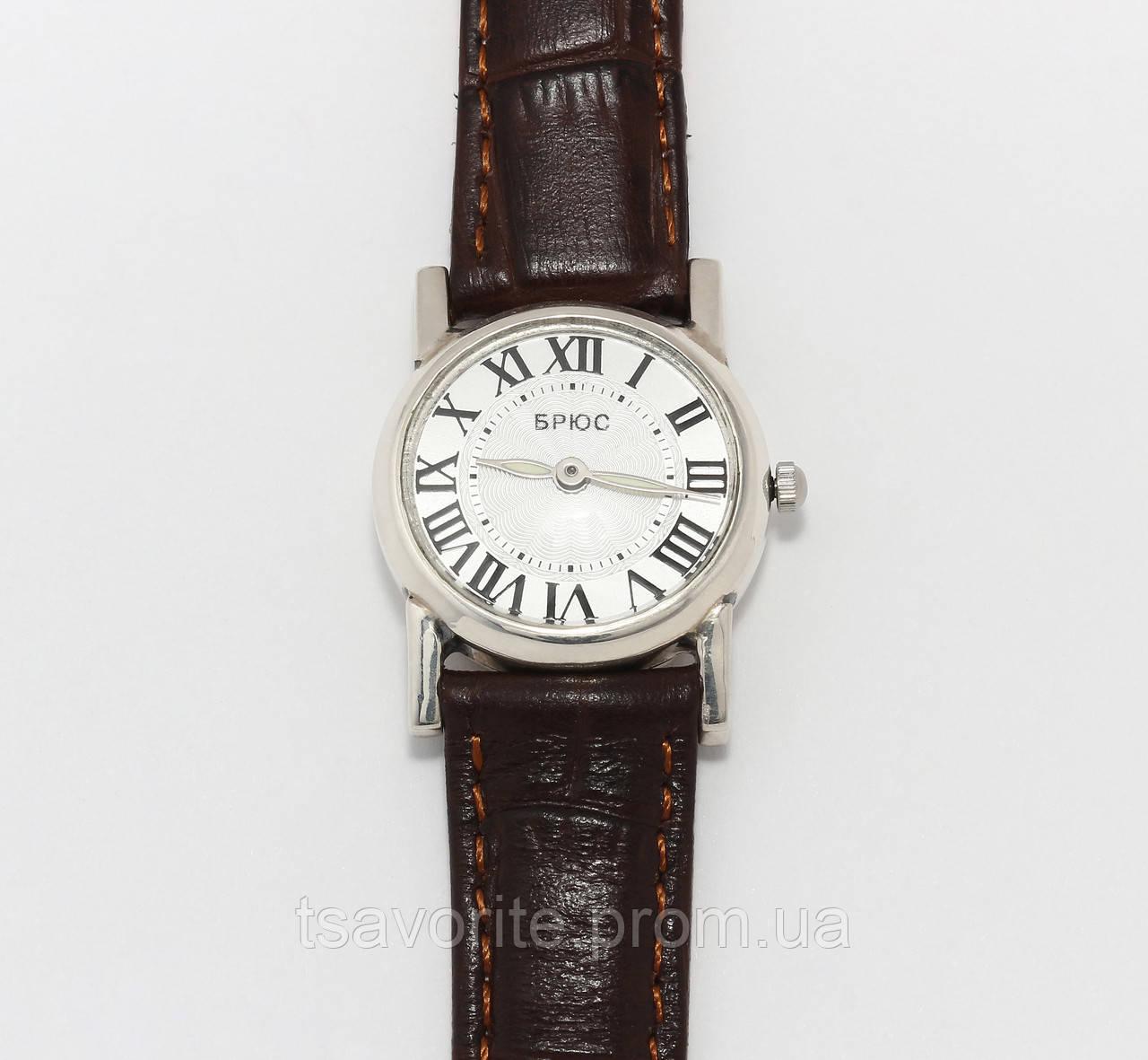 Женские серебряные часы Брюс 7100038 - Ювелирный Интернет-Магазин