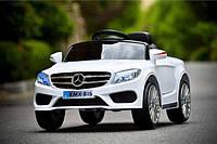 Детский электромобиль Mercedes_XMX815, Кожаное сиденье, EVA-резина, Амортизаторы, дитячий електромобіль