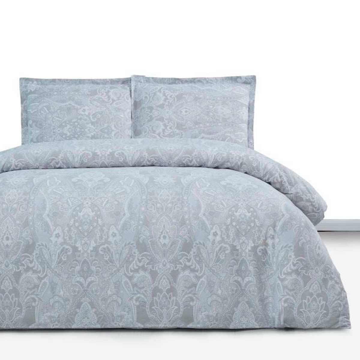 Комплект постільної білизни 200х220 см Сатин Moira Simple Living Arya AR-TR1005639