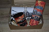 Набор World of Tanks 3 в 1 в подарочной упаковке (МЕЧТА ТАНКИСТА)