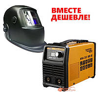 Сварочный инвертор Kaiser MMA-300 HOME LINE + Маска Хамелеон Forte МС-3500E