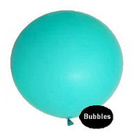 """Шары """"Bubbles"""".Цвет: Тиффани. Размер:22"""" (55см). Пр-во:Китай"""