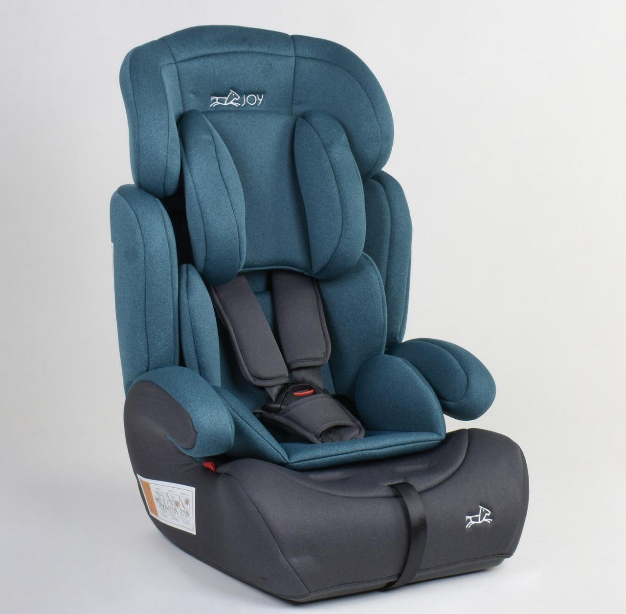 Детское автокресло JOY 82406 голубой 86416