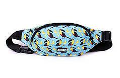 Поясная сумка Azure Birds Light